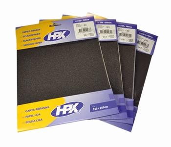 HPX Blister schuurpapier korrel 240