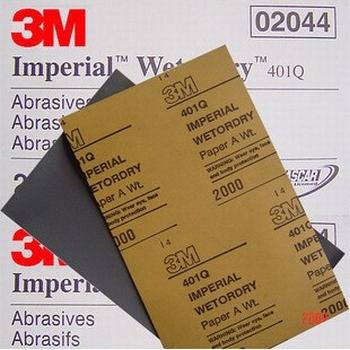 3M polijst papier P2000