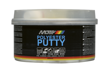 Motip Polyester Plamuur 500 gram