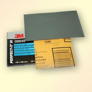 3M polijst papier P1500